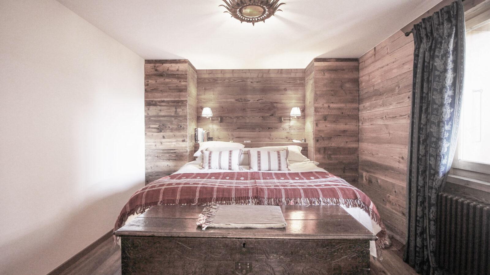 CSDK - Appartement - Verbier - Transformation - Chambre à coucher - 1