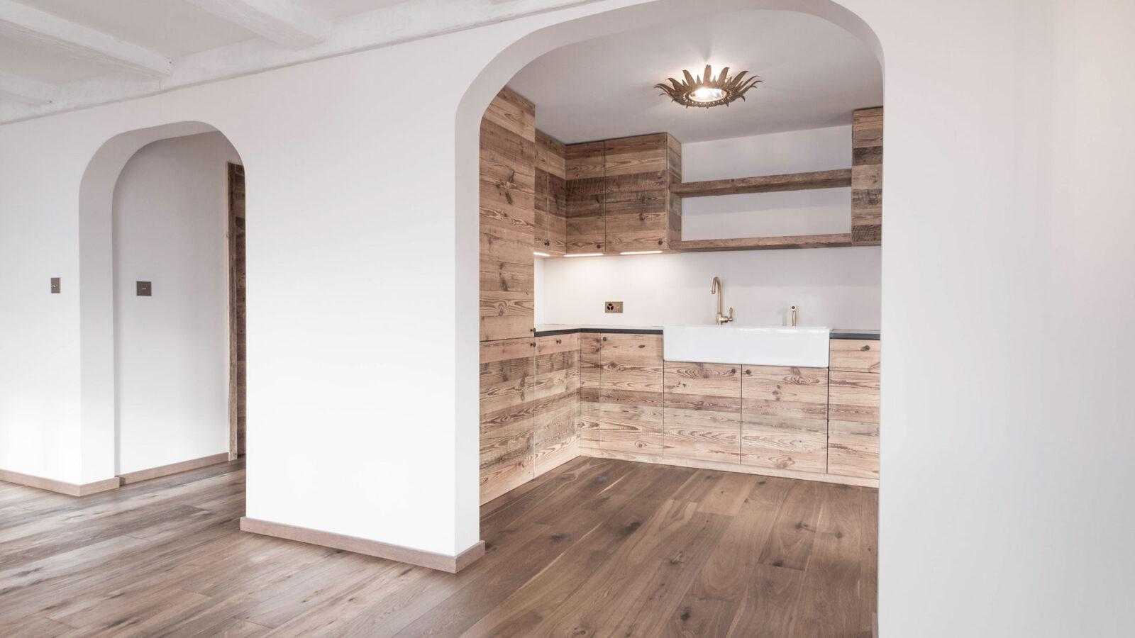 CSDK - Appartement - Verbier - Transformation - Cuisine - 1