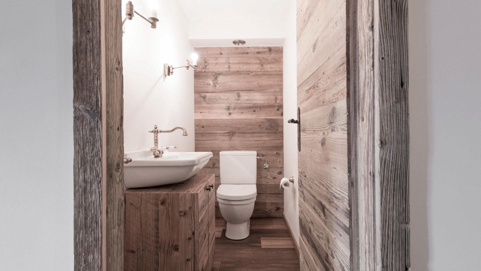 CSDK - Appartement - Verbier - Transformation - Salle de bain
