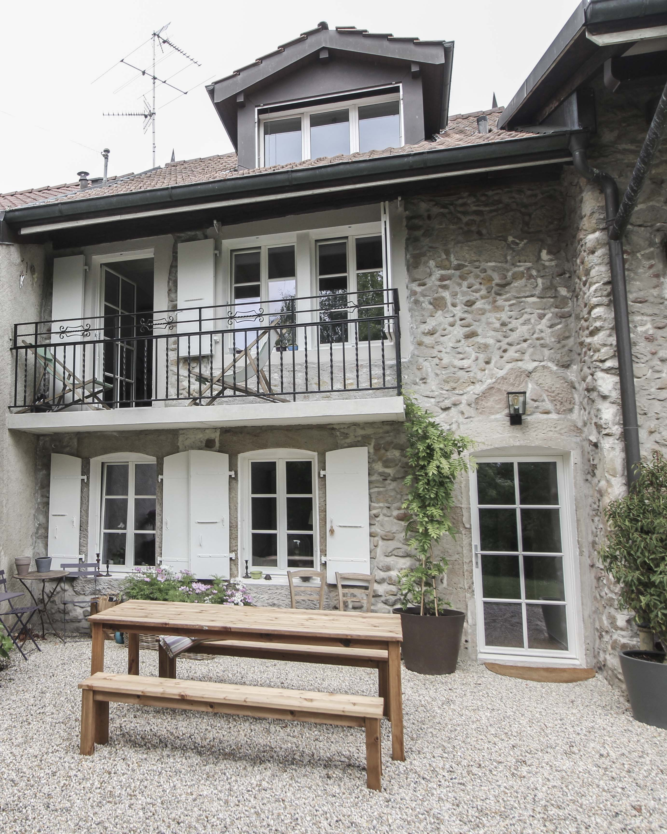CSDK Architectes Renovation Villagehouse 5 - Rénovation d'une maison villageoise - Genève - CSDK Architectes Renovation Villagehouse 5