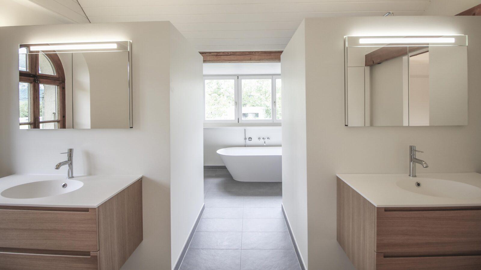 Transformation d'une maison – Villette