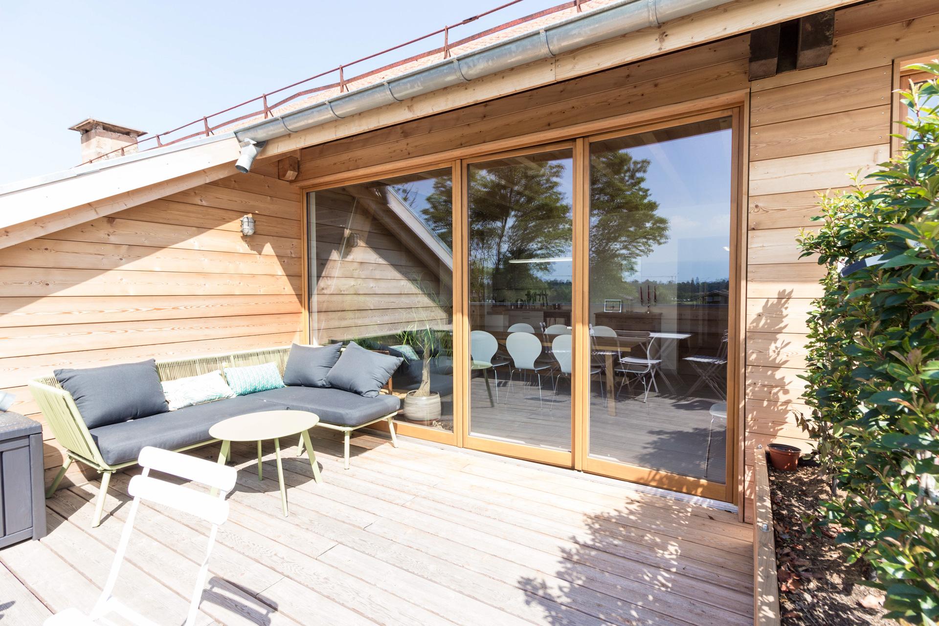 Rénovation appartement : Balcon