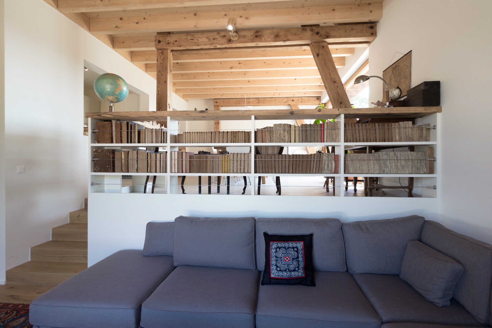 Apartment renovation : Living room