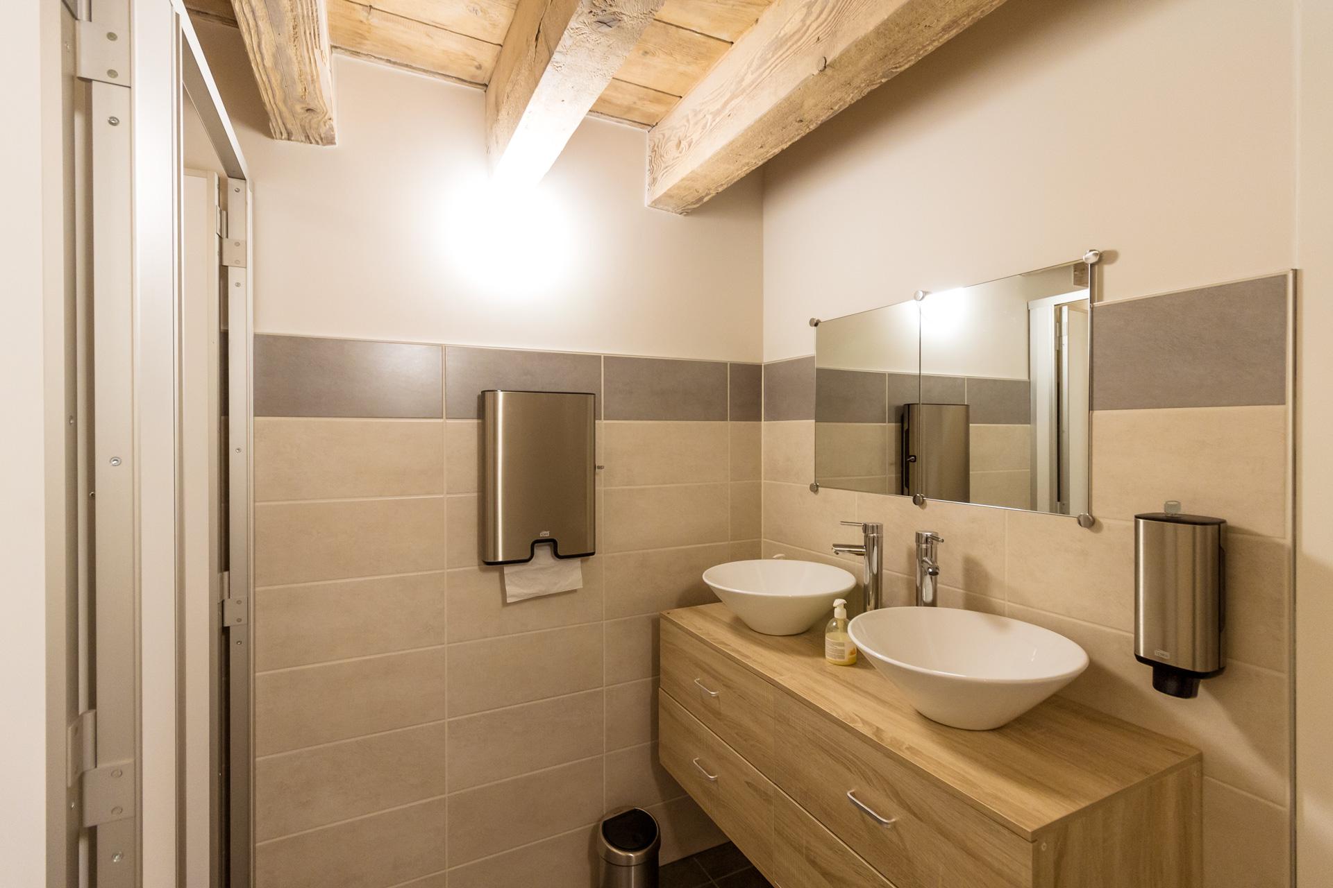 Grange transformation : WC