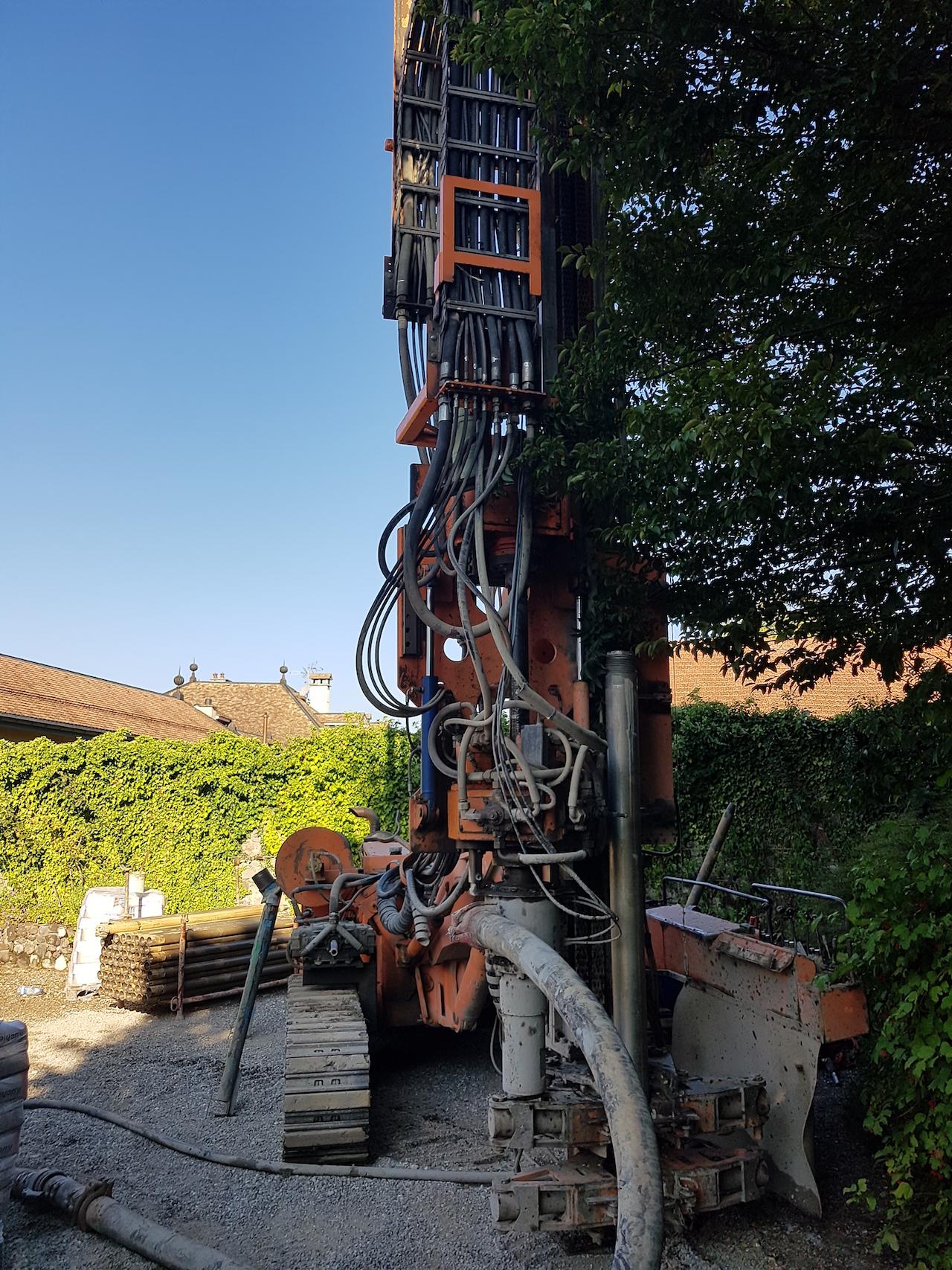 CSDK Chauffage par géothermie Cara 2 - Engagement durable - CSDK Chauffage par géothermie Cara 2