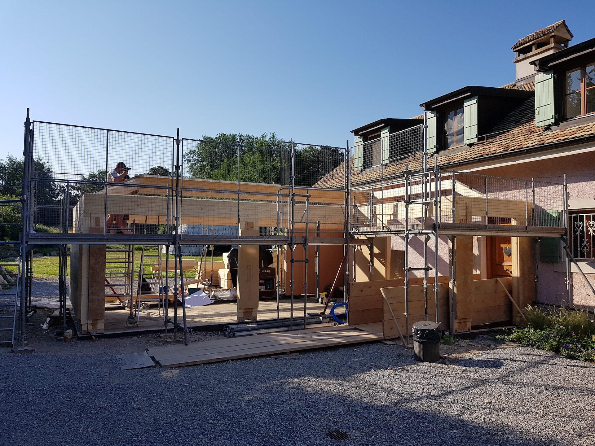 CSDK Construction préfabriquée en bois 1 1920x1440 - Engagement durable - CSDK Construction préfabriquée en bois 1 1920x1440