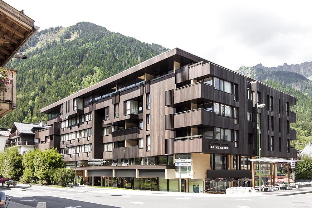CSDK Architectes Bureau Chamonix Chalet Mummery Avenue Savoy - Bureau - CSDK Architectes Bureau Chamonix Chalet Mummery Avenue Savoy
