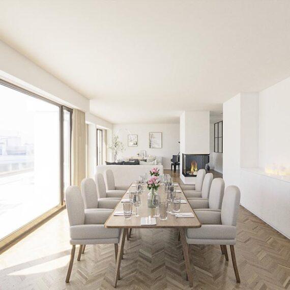 CSDK Architectes Immeuble surélévation 570x570 - ELEVATION OF A BUILDING IN GENEVA - CSDK Architectes Immeuble surélévation 570x570