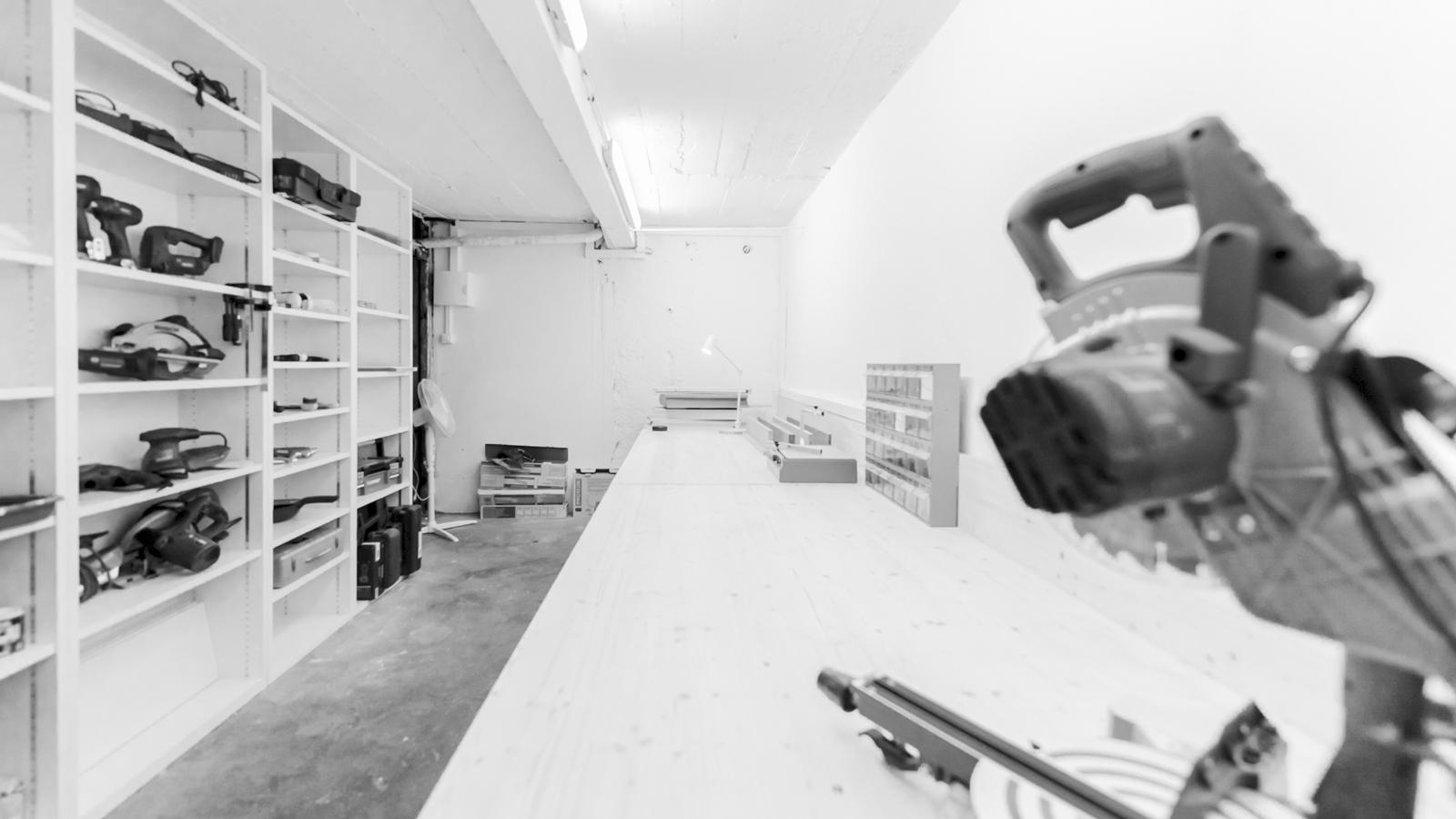 CSDK Architectes Atelier Maquette 1 - Atelier de maquettes - CSDK Architectes Atelier Maquette 1