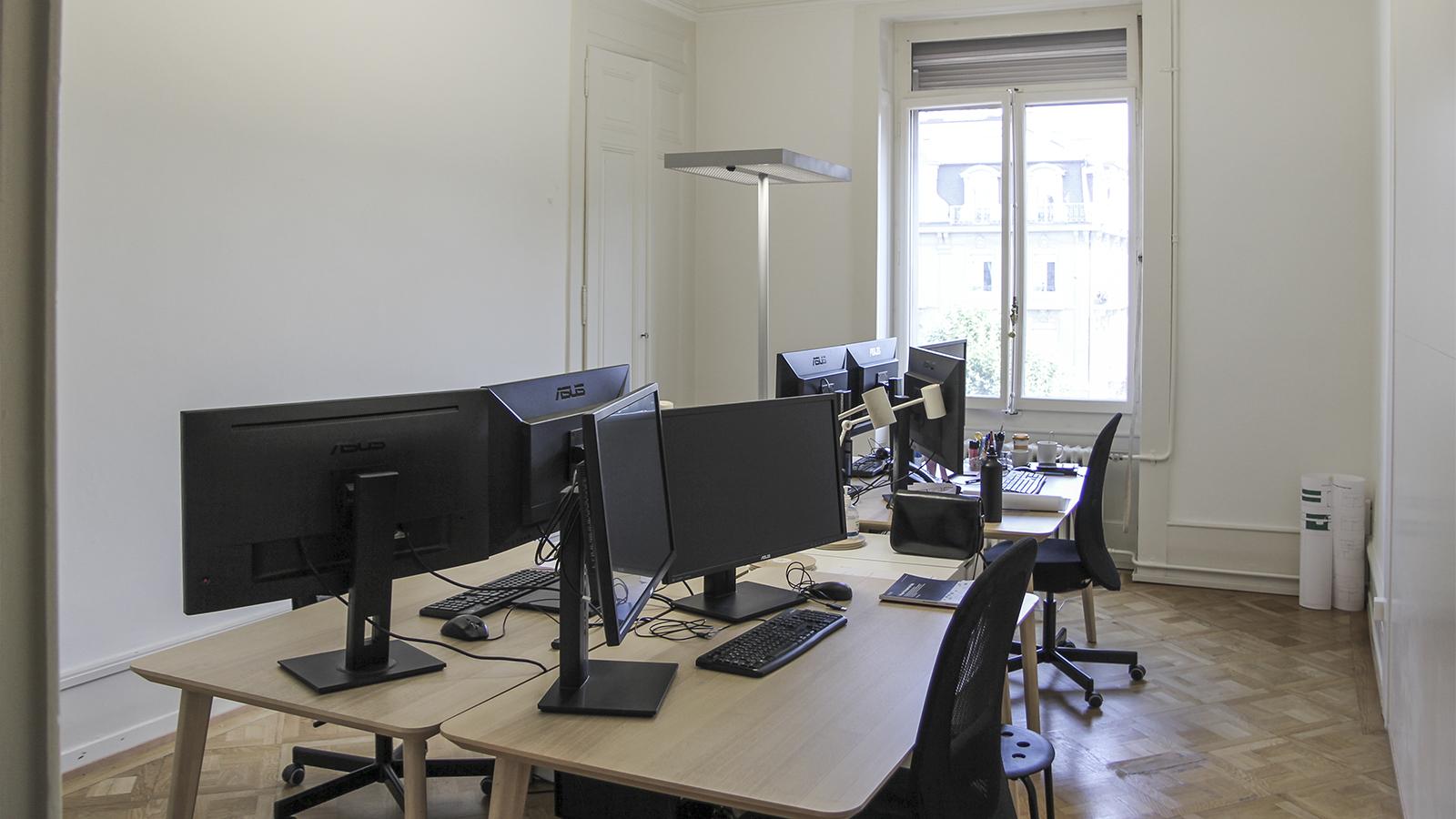 CSDK Architectes Bureau Re%CC%81ame%CC%81nagements 02 - Réaménagement de nos bureaux - CSDK Architectes Bureau Re%CC%81ame%CC%81nagements 02